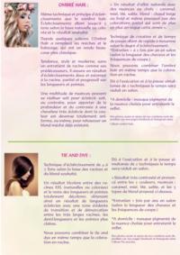 Descriptifs de nos prestations capillaire  photos av/ap dans nos albums  fb et insta